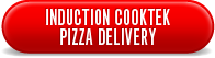Induction CookTek Pizza Delivery